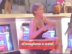 Nipple slip video - TV show