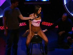 Brianna Frost Rides Sybian On Howard Stern