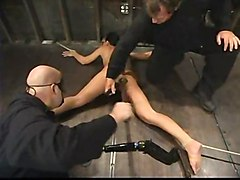 Julie Night Tied Face Down And Punished 4twenty